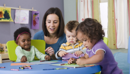 UK child care facility puts trust in networked surveillance