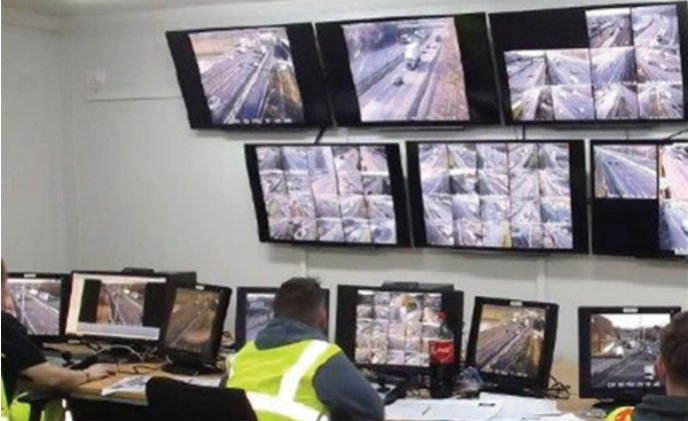 UK Highways Agency chose AMG Systems for their smart motorways project