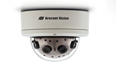 Arecont showcasing WDR panoramic cam at CeBIT