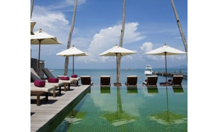 IDIS safeguards luxury hotel resort in Phuket