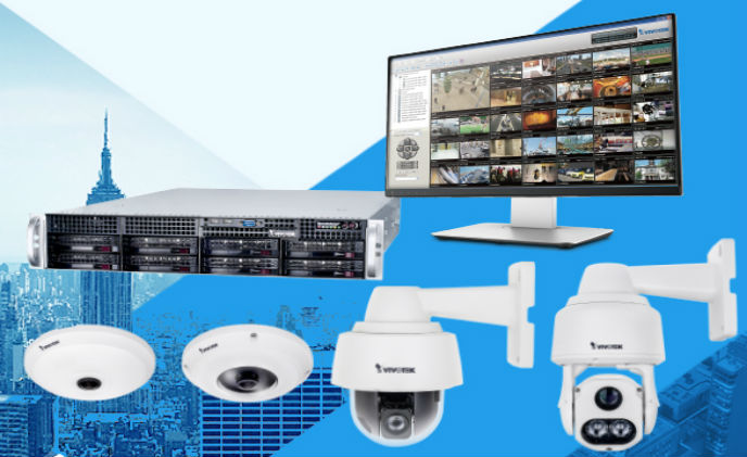 VIVOTEK launches new H.265/HEVC surveillance products