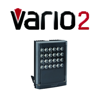 Raytec launches VARIO2 illuminators for video surveillance