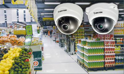 Vivotek Launches Bandwidth-Efficient Indoor Megapixel Camera