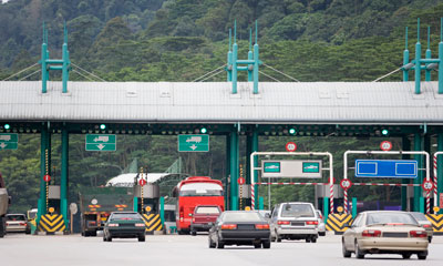 VIVOTEK IP cams on guard at 50 toll stations in India