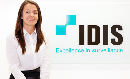 IDIS appoints Anna Wlodarczyk as Internal Sales Executive