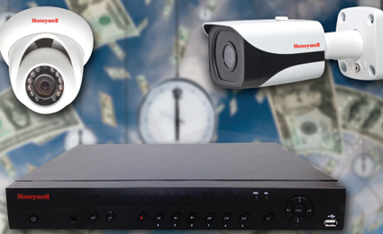Honeywell offers HD IP video kits to Performance Series line
