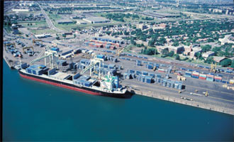 Honeywell Secures Port of Miami with Radar Security System