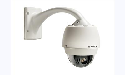 Bosch automates target tracking for AutoDome 800 series HD PTZ cams