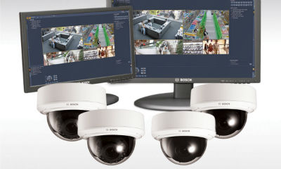 Bosch adds cameras and monitors to Advantage line