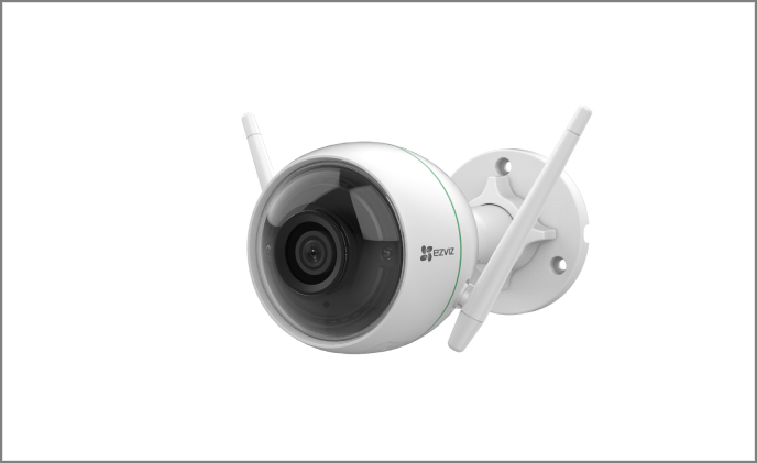 EZVIZ launches new camera to monitor outdoor spaces in complete clarity