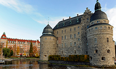 13th century Swedish castle gets 21st century security