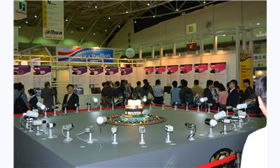 Secutech 2012 Show Attractions