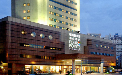 Dahua HDCVI achieved surveillance upgrading of Shanghai 5-star hotels