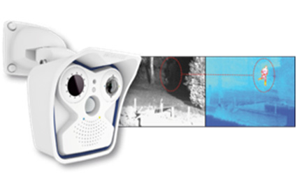 MOBOTIX introduces new thermal sensor modules for S15D