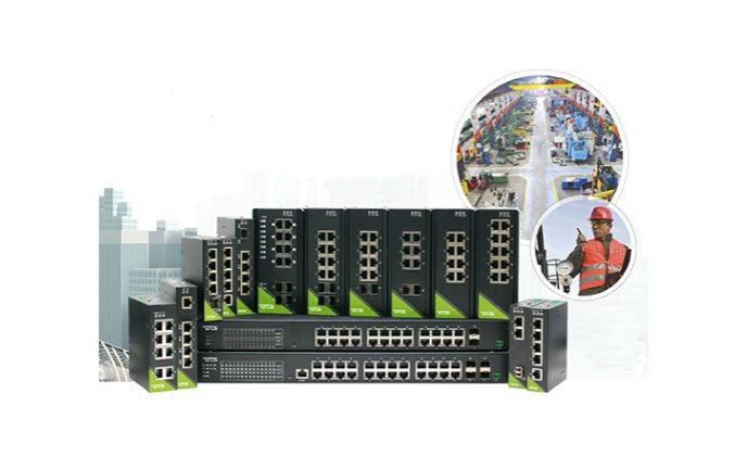 OT Systems introduces new industrial Ethernet switch product lineup