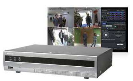 Panasonic introduces 32CH NVR for SMB