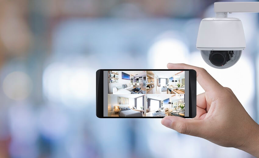 Working from home? Ensure your smart home cameras are not hacked