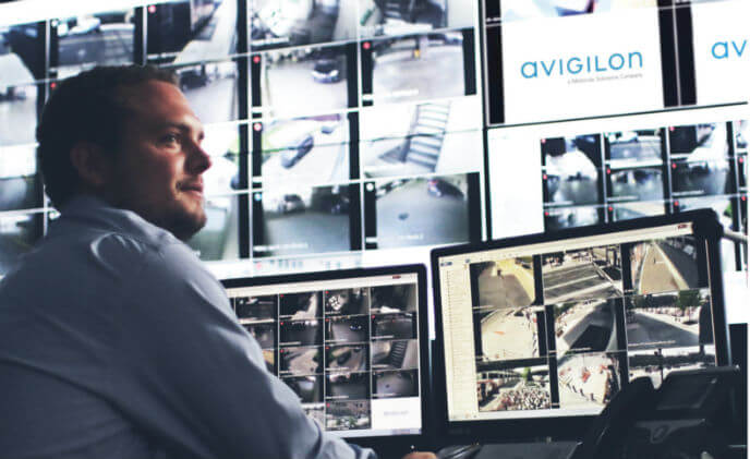 "Motorola Solutions and Avigilon help secure ""The District"" Detroit"