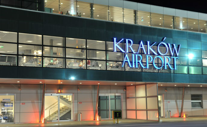 Krakow Airport safe thanks to Axis solutions