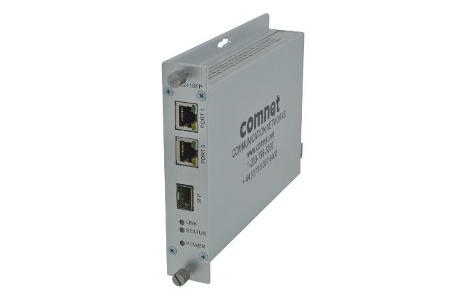ComNet introduces next generation media converter
