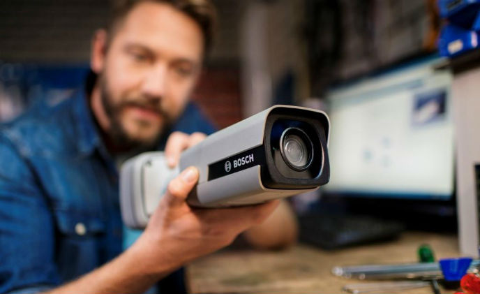 Bosch launches DINION IP bullet cameras designed to make life easier for installers