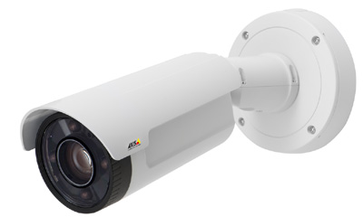 Axis launches 18x optical bullet-style HD IR IP camera Q1765-LE