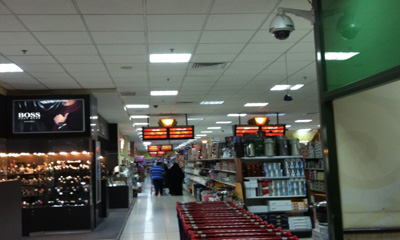Hikvision upgrades Kuwaiti supermarket security system