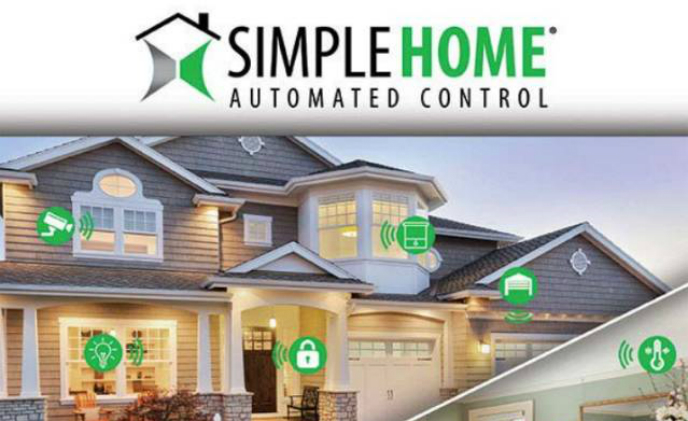 Simple Home builds its Wi-Fi-based automated home control products on the Ayla IoT platform