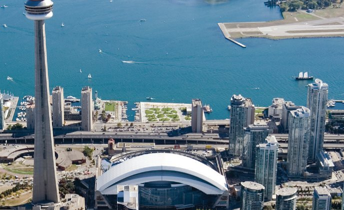 Avigilon improves safety and game day experience at Rogers Centre