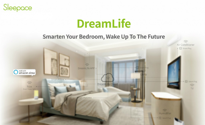 'Without sleep monitoring management, smart home is never complete': Sleepace