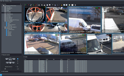 Wavestore and Wavesight work together to deliver visual monitoring solutions