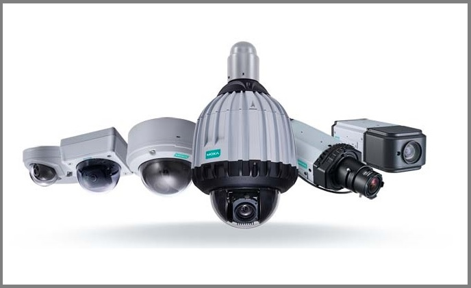 Moxa launches IP cameras for harsh outdoor industrial environments