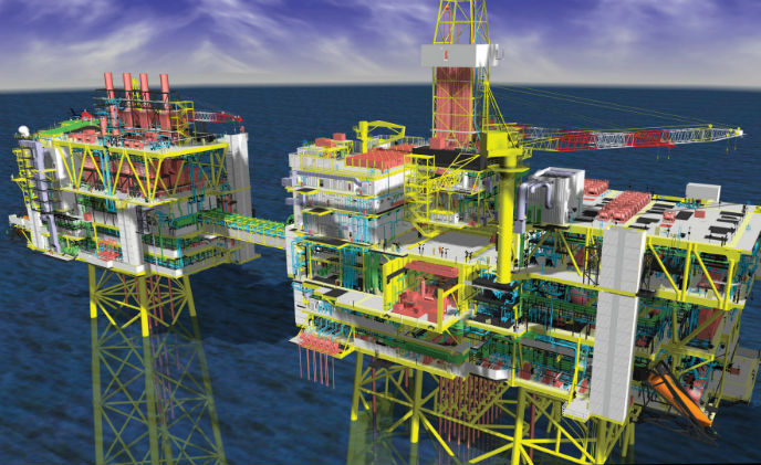 Synectics adds Clair Ridge Project to North Sea Portfolio