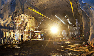 Swedish mines maintain safety and access control with Assa Abloy platform