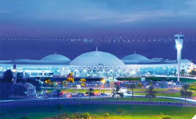 Axis secures Sharjah International Airport in UAE