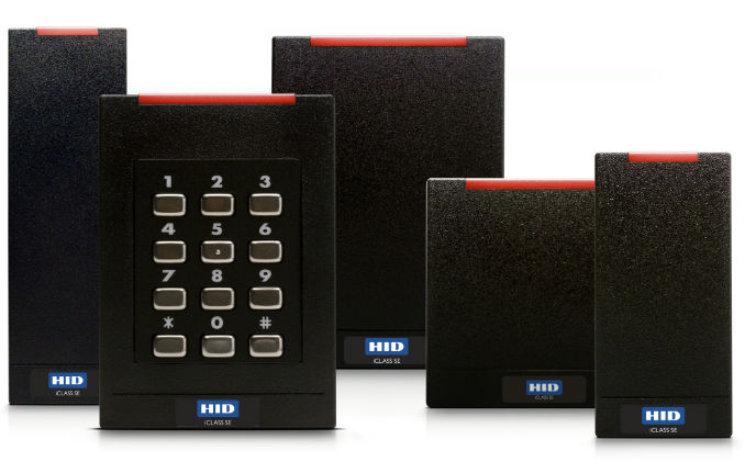Tyco Security Products offers HID mobile-enabled readers
