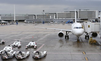 Airports Adapt with IP Surveillance Technology