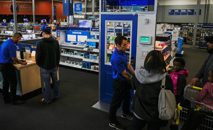 Best Buy to install Vivint smart home services in 400 stores