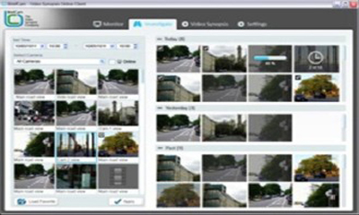 Genetec VMS now supports Briefcam video synopsis