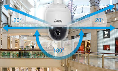 VIVOTEK launches 1080p Full HD speed dome network camera SD8363E