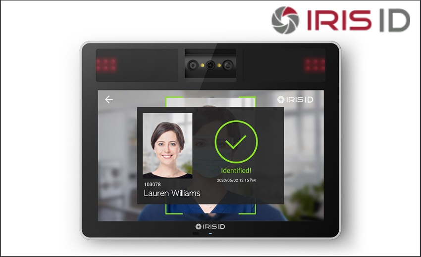 Introducing IrisTime – A contactless, biometric time and attendance solution