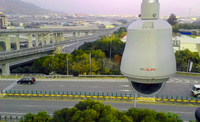 Remote video surveillance for highway traffic application