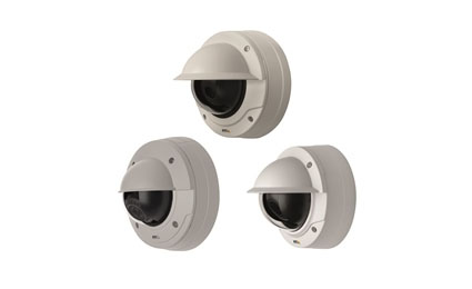 Axis announces Q35,P32 and P33 series fixed dome network cameras