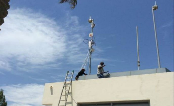 Dahua solves complex wireless surveillance requirements in Bahrain