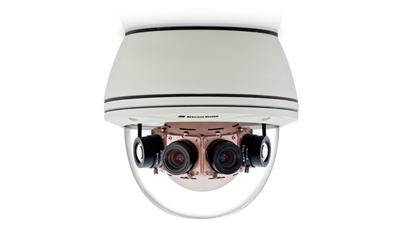 Arecont first 40-Megapixel 180 degree day/night panoramic cameras are available
