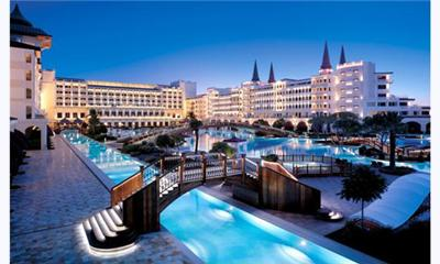 Compro Provides IP Video Surveillance Solution for Turkish Hotel