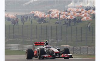 India's Inaugural Formula One Race Deploys AMG Transmission