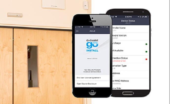 Johnson Controls introduces C•CURE Go Install app from
