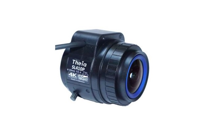 Theia introduces new 4K lenses on Dallmeier cameras