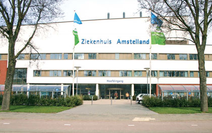 Honeywell and BAM Techniek ensures safety at Ziekenhuis Amstelland